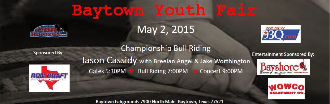 Baytown Youth Fair and Livestock Show