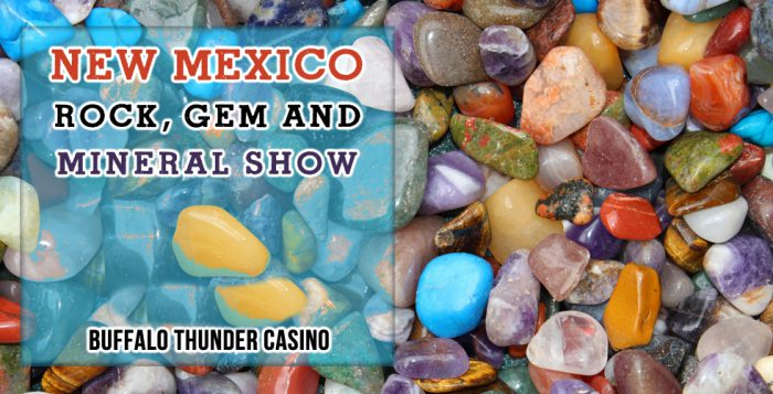 2019 New Mexico Gem and Mineral Show | Dirt Road Tickets